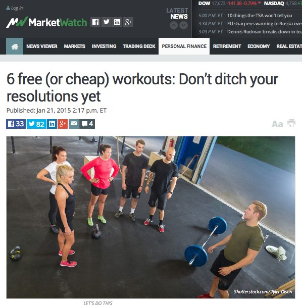 Don't ditch your resolutions yet