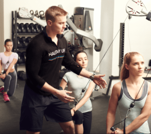 personal trainer jake roswell halevy life