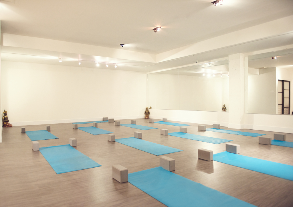 212 East 57th Street Luxury Yoga