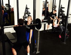 Surefit personal training semi private 10022 gym nyc