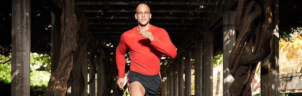 jeff halevy running