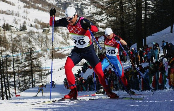 cross-country-skiier